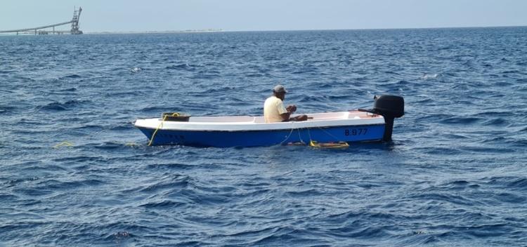 Opnieuw zoektocht naar vermiste visser
