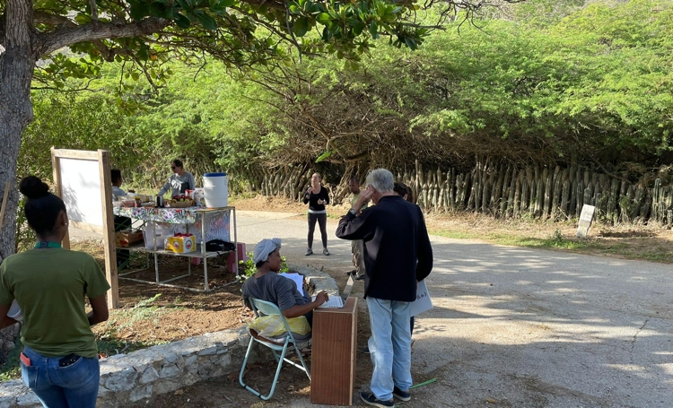 46 vrijwilligers helpen mee met lora's tellen