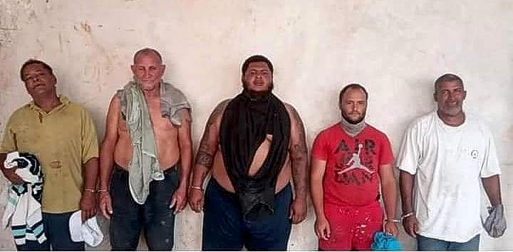 Vijf gedetineerde vissers in Venezuela vrijgelaten