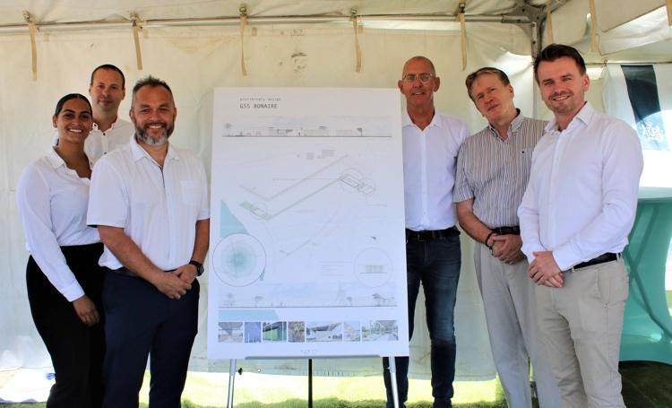 Rijksdienst geeft meer uitleg over bouw Galileo Sensor Station Bonaire