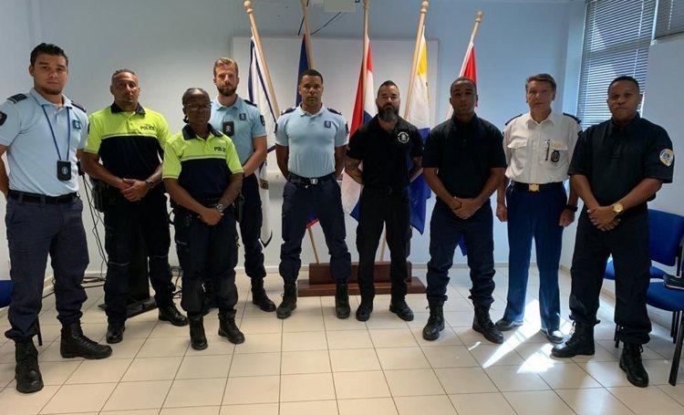 Politie Bonaire krijgt tijdelijke ondersteuning van andere eilanden