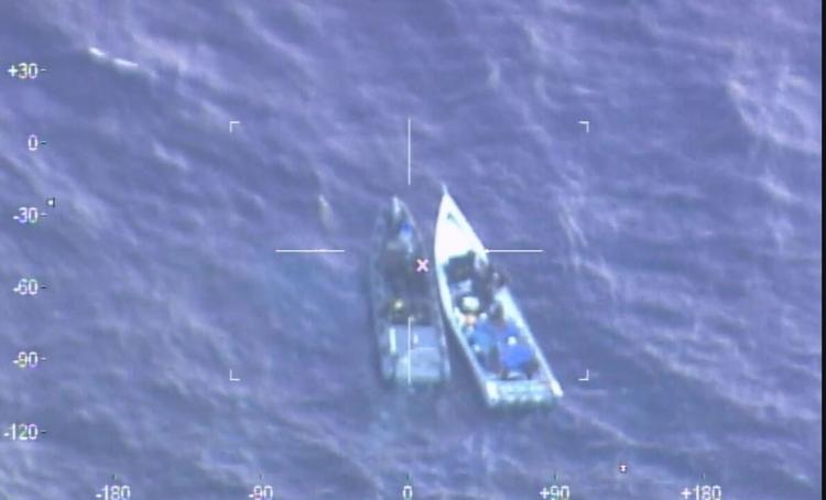 Kustwacht Curaçao onderschept 1325 kilo drugs