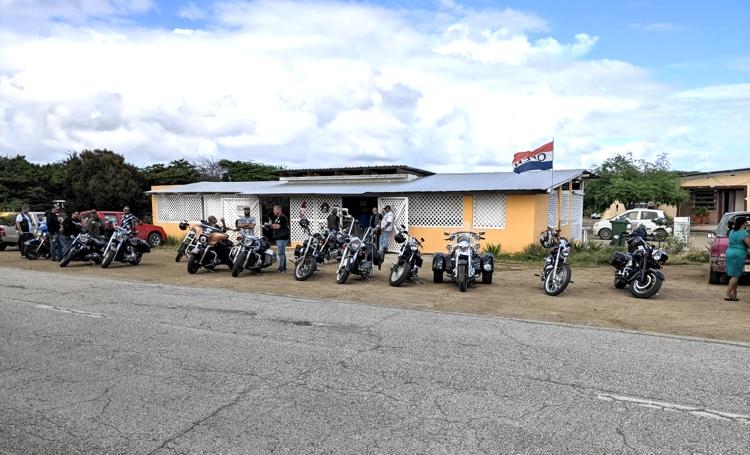 Motorclubs bereiden zich voor op 23ste Bonaire Flag's Day Ride