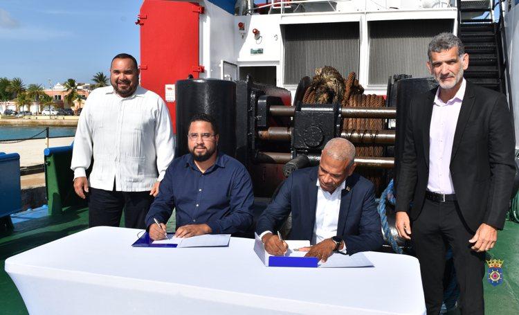 OLB wil met KTK maritieme industrie op Bonaire sterker maken