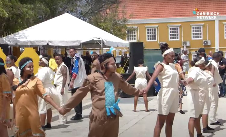 Bonaire viert afgeslankte Dia di Boneiru