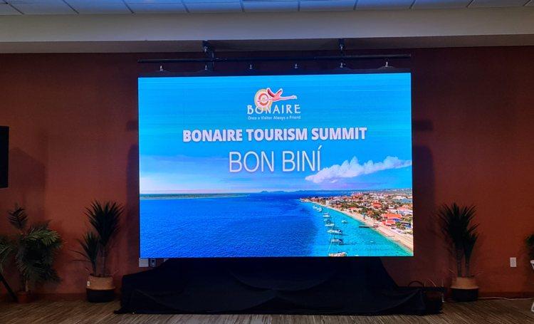 Bonaire Tourism Summit over herstel en samenwerking