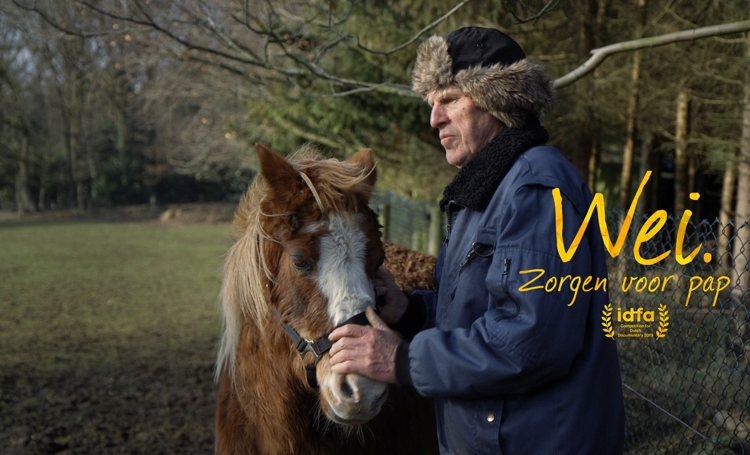 Alzheimer's dag met film 'WEI'